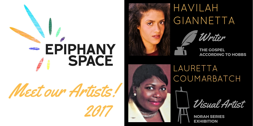 Announcing: Epiphany Space Artist Residency