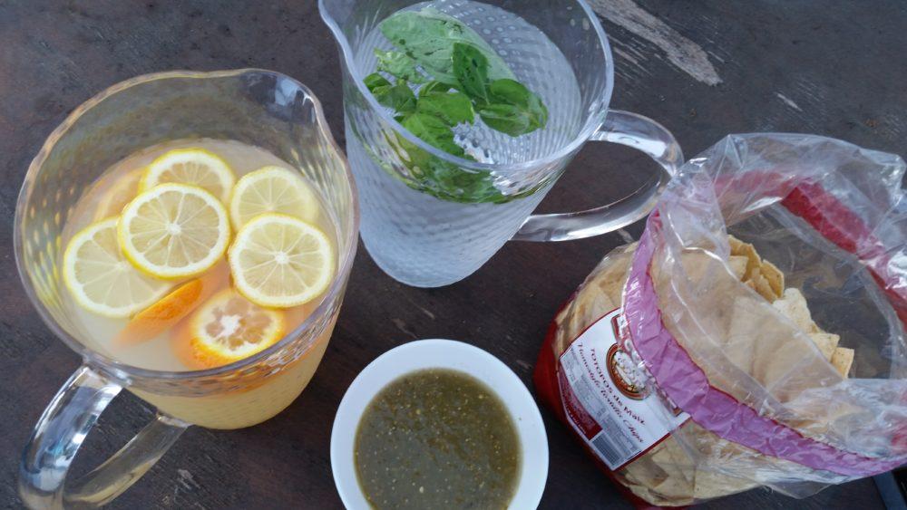 lemonade cafe and original music