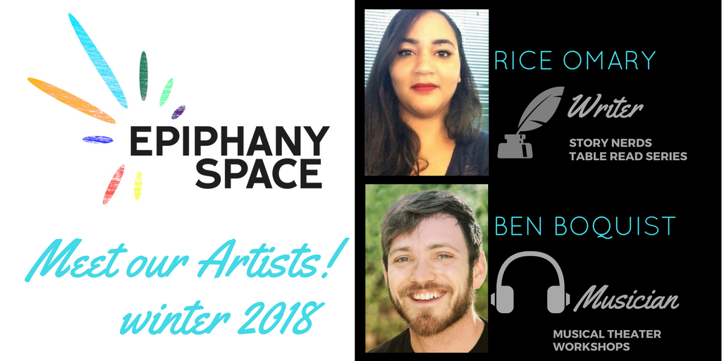 Meet Our Artists!